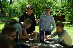 Sarunas ar jauniešiem